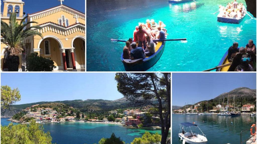 3 Vakantie Griekenland Kefalonia Assos