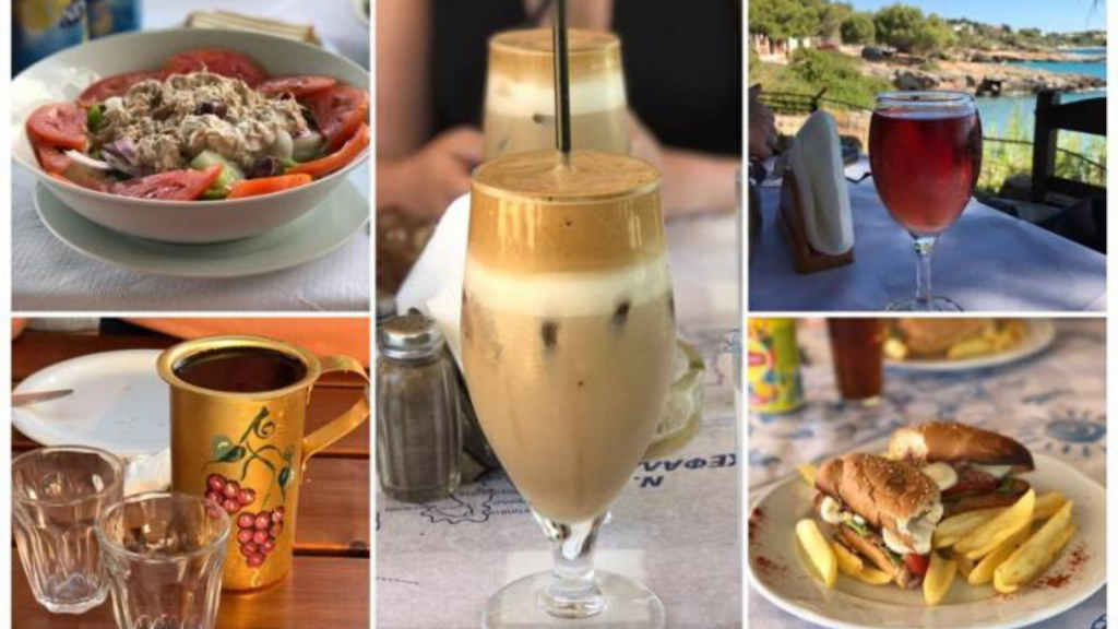 4 Vakantie Griekenland Kefalonia lekker eten